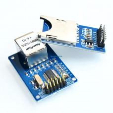 ENC28J60-MODULE WITH SD-CARD-MODULE